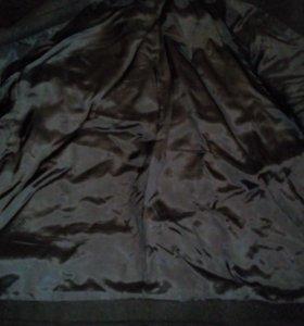 Куртка шерстяная