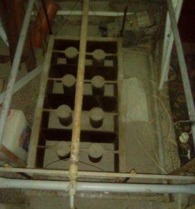 Станок для изготовления керамзито блоков