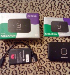 Мобильный роутер MegaFon MR 150 4G+