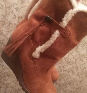 Ботиночки очень красивые