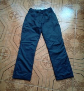 Зимние штаны 46