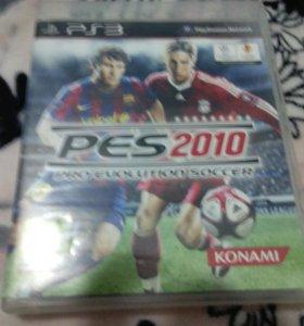 Pes 2010 футбол