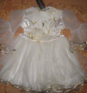 Платье новое рост 100-116.