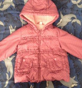 Куртка для девочки coolclub