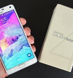Продам Samsung Galaxy Note 4 LTE (4G) N910