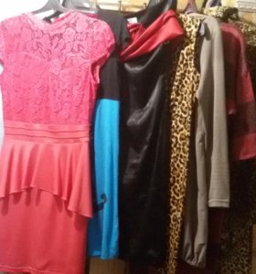 Красивые платья 46- 48