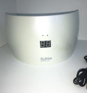 Лампа для маникюра Sun 9s 24W