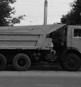 Услуги  Камаза самосвала 10 тонн