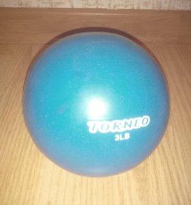 Мяч для аэробики с 3-5 кг
