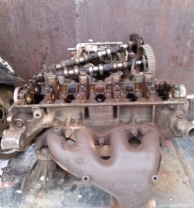 Мотор тойота королла