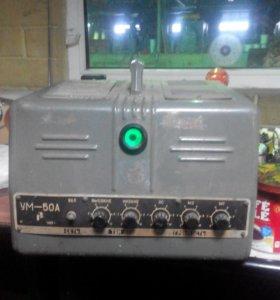 Усилитель ламповый УМ -50А