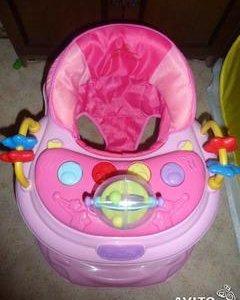 Ходунки Baby Care «Walker»