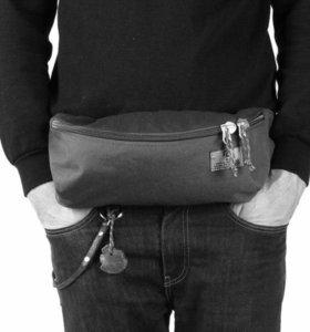 Поясная сумка унисекс. Новая
