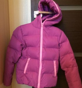 Зимняя куртка за 500₽