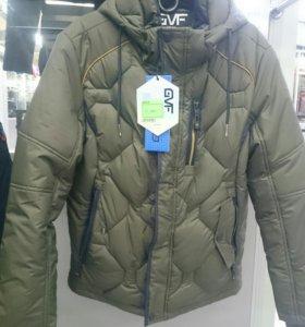 Куртки мужские зима