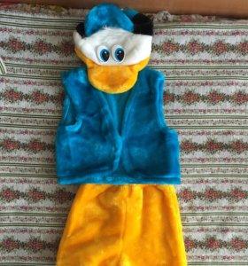 Новогодний костюм на 4-5 лет