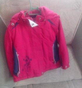 Куртка до 4 лет  зимняя