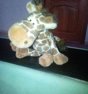 Миленький жирафик