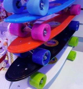 Пенни борд(скейтборд)