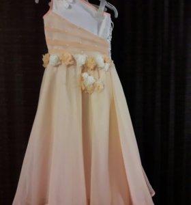 платье для девочки на рост 116