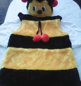 Костюм новогодний пчёлка