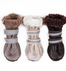 Мягкая обувь для собачек