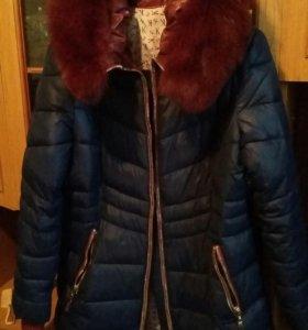 Пальто болоньевое