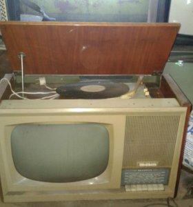 Рэтро телевизор