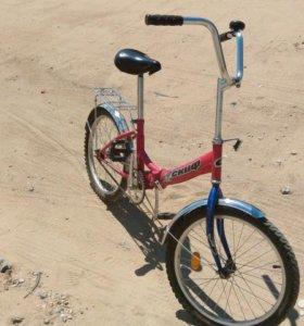 """Подростковый велосипед """"Скиф"""" в хорошем состоянии"""