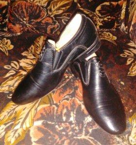 Парадные туфли
