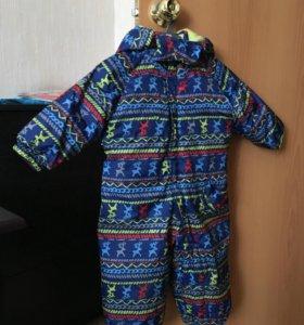 Комбинезон зимний  Tokka tribe 80 рост