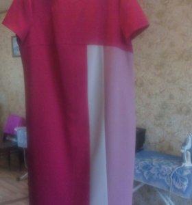 Женское платья  48р