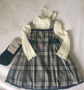 Платье детское новое 86.