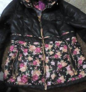 Курточка, осень -весна