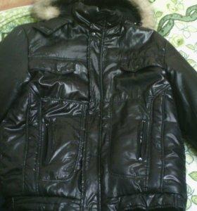 Новая муж куртка демисезон