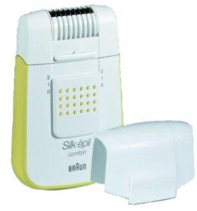 Продам эпилятор Braun EE10