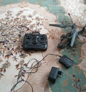Вертолёт на радиоуправлении