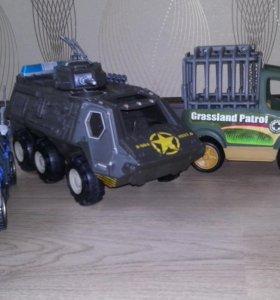 Машины-игрушки