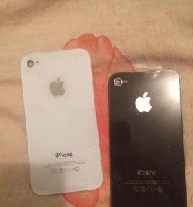 Задние крышки для IPhone 4-4s