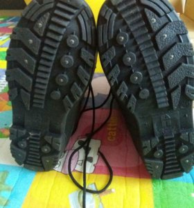 Обувь для зимней рыбалки