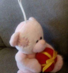 Мягкая игрушка Медвежок