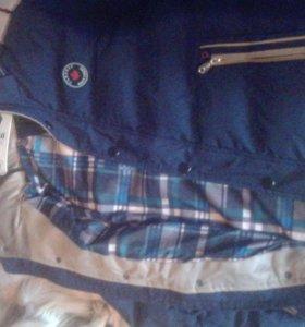 Куртка зима, новая, размер XL