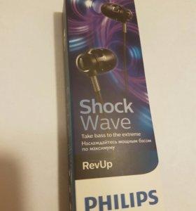 Новые наушники Philips SHE5200