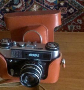 Фотоаппарат фед 5