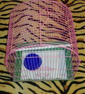 Клетка для попугайчика