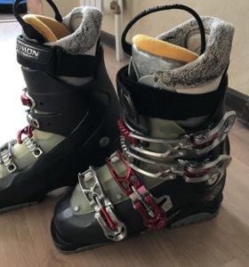 Горнолыжные ботинки salomon irony 7 CF