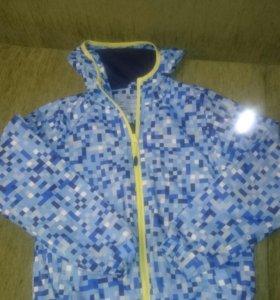 Куртка, Ветровка на подростка 147-152р