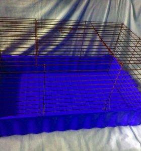 Клетка для кролика, морской свинки, ежика