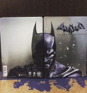 Стилбук Batman