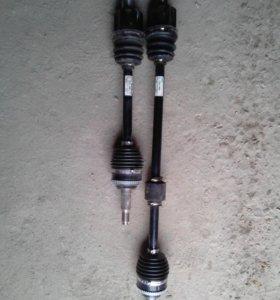 Вал привода переднего колеса в сборе с АВС(левыйи